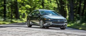 2016-chevrolet-malibu 15T speed
