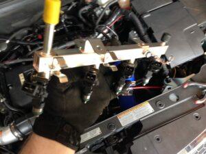 Cruze E85 Injector Upgrade