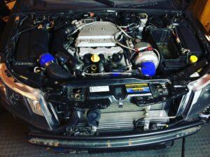 VTuner GTX3076R build photo2